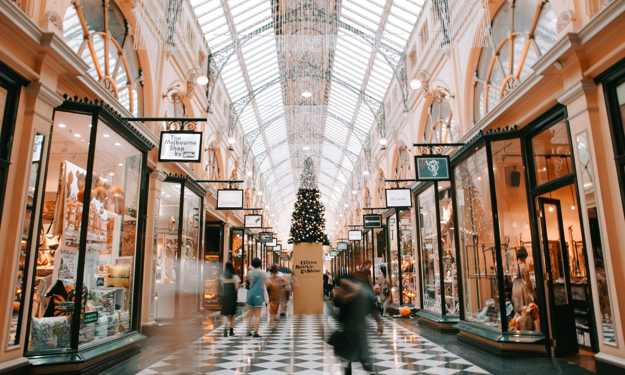 shopping-arcade-at-christmas